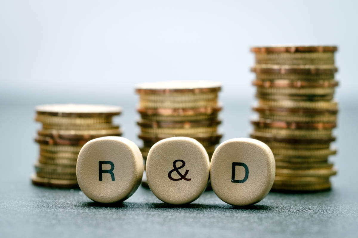 How to Use the R&D Credit as Non-Dilutive Funding