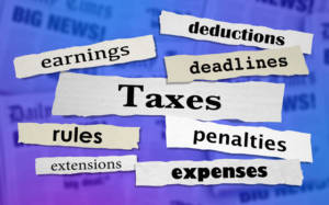 Breaking News – Tax Day moved to July 15
