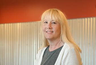 Karen Hull, Office Manager